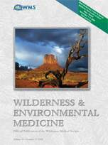Wilderness and Environmental Medicine